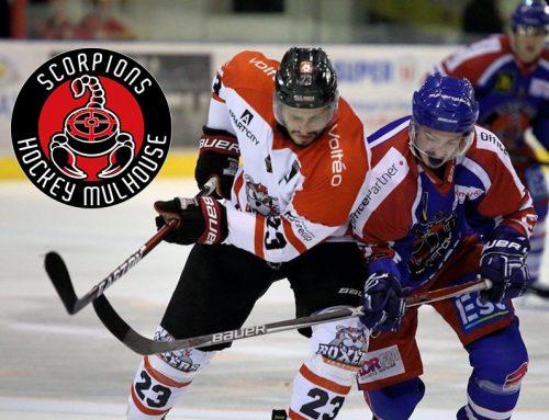 Partenariat avec le club de Hockey de Mulhouse