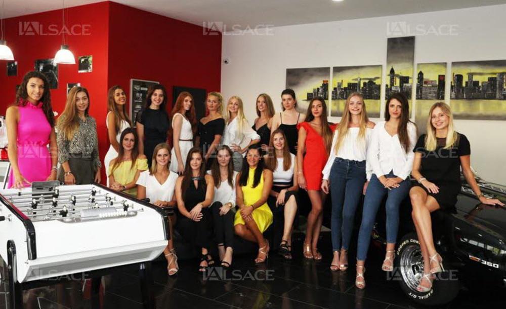 Actualités : Miss Alsace - Jet Carrosserie Illzach (68110)