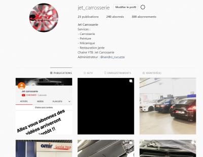 Information instagram